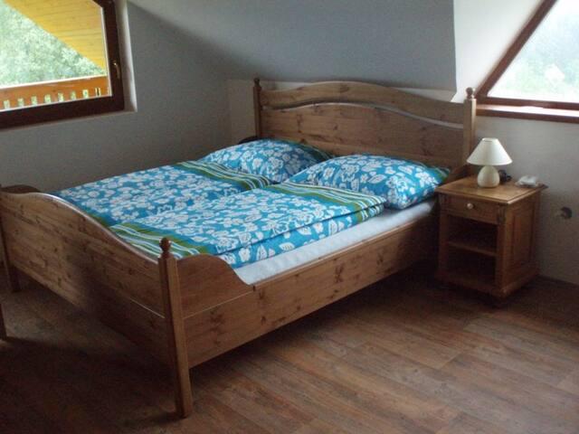 18m2 Guesthouse-room near Greenway - Sedlec-Prčice - Bed & Breakfast