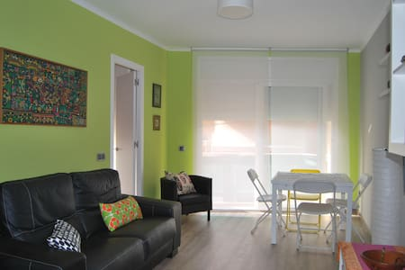 APARTMENT 5 MINUTES TO THE BEACH - Blanes