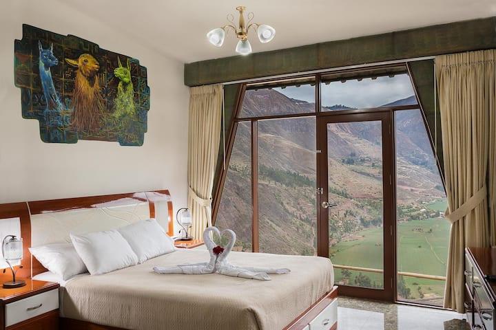 ALTAR INCA GUEST HOUSE - SUITE SINCHI ROCA