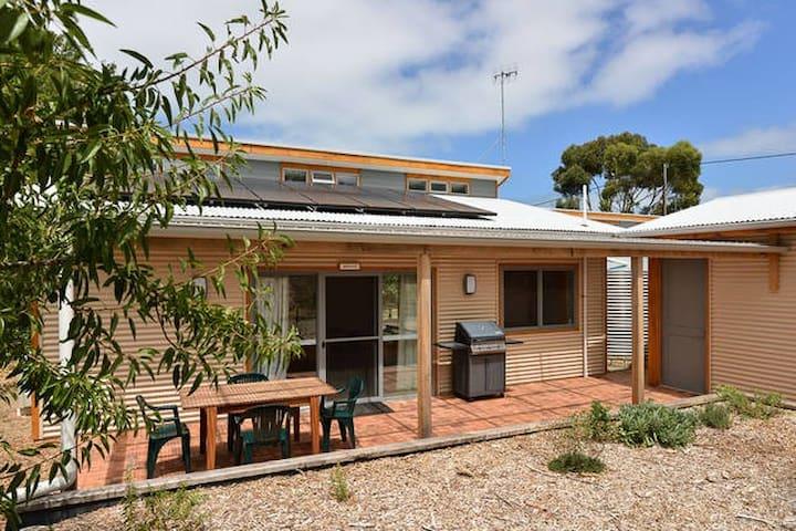 Port Elliot -Bundalee cabins: Almond cabin - Port Elliot - Cabane
