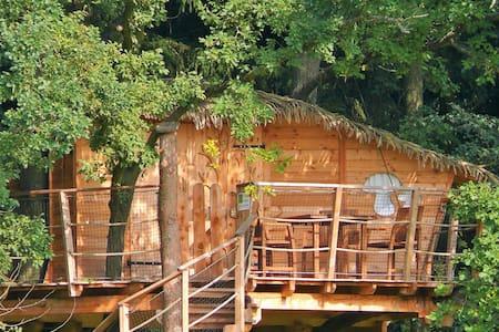 Tree House Tři Duby, Resort Green Valley