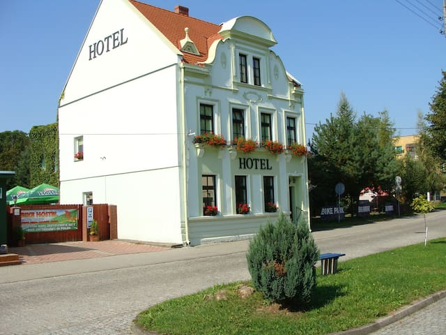 BIKE HOSTEL - Żary County - Willa