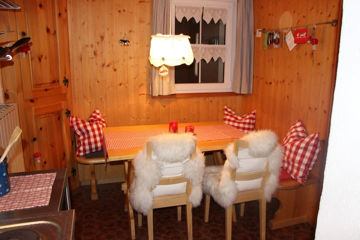 Appartment in the hikers paradise - Brienz - Apartamento