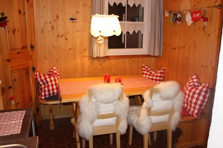 Appartment in the hikers paradise - Leilighet
