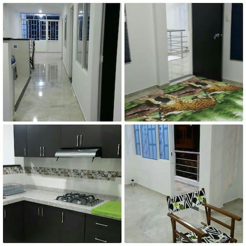 Apartamento amoblado por días - Yopal - Квартира