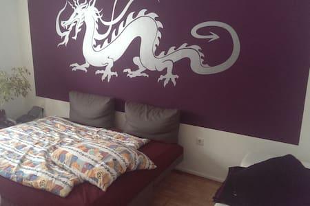 Schönes Zimmer in der Hallertau - Pfaffenhofen - Apartamento