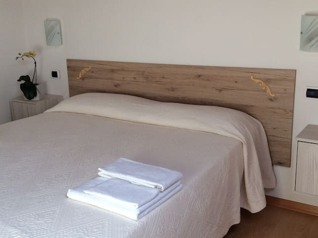 Double room - Farra D'Alpago - Apartment