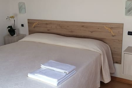 Double room - Farra D'Alpago - 公寓