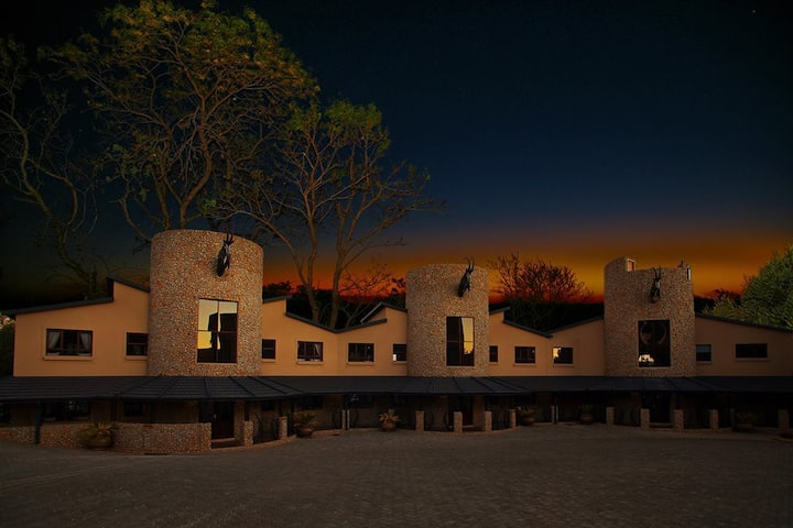 Sable Hills Lodge, where luxury meets tranquility