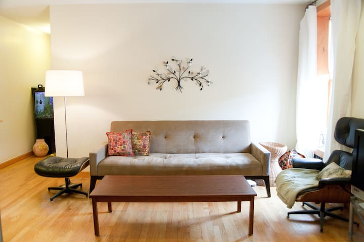 Clinton Hill Perfect Room - Brooklyn - Apartamento