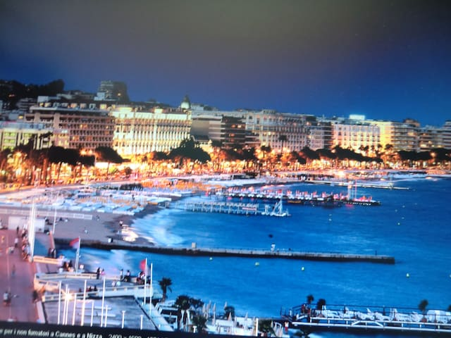 Great location! For two people. Next to Croisette. - Cannes - Apartamento