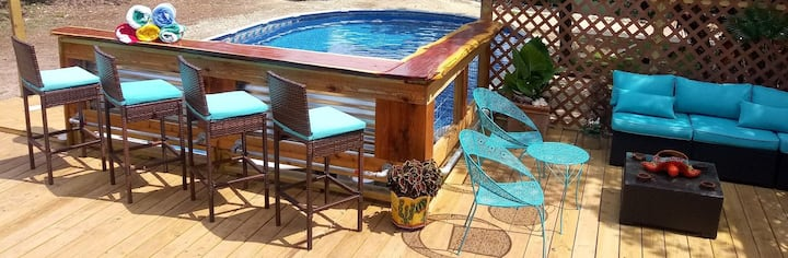 CASA Ranchero Best Location,  Secluded  & Spacious