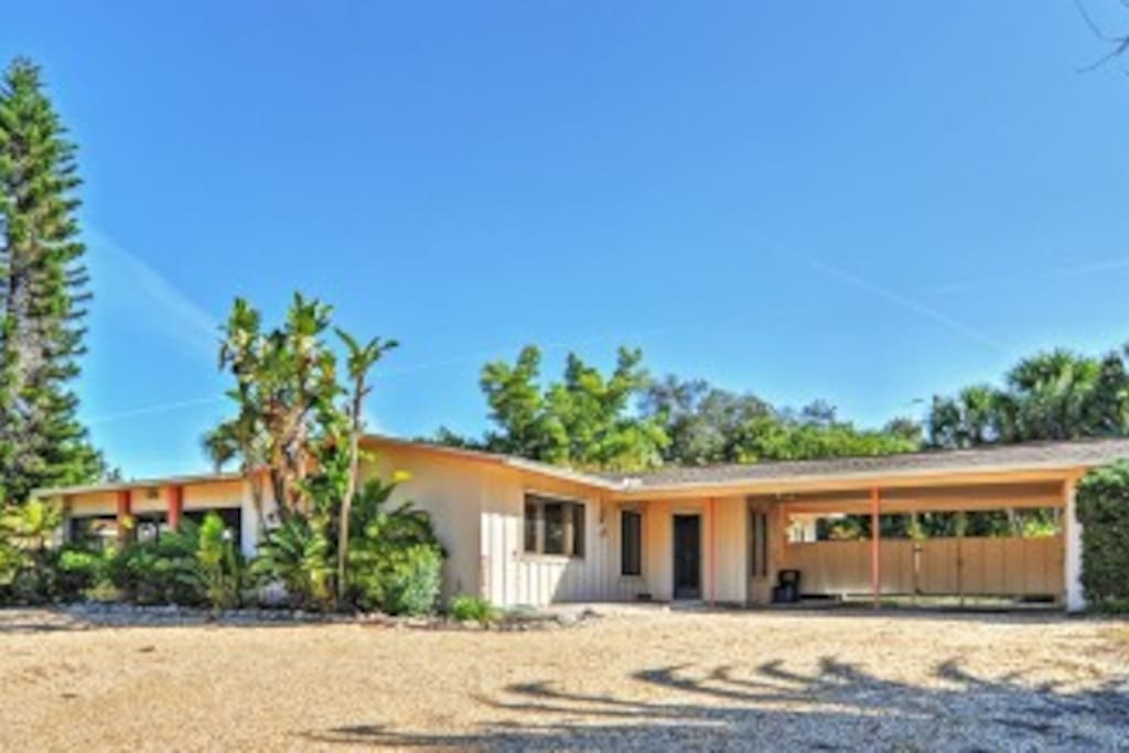 Siesta Key 3 Bedroom 2 Bath House Houses For Rent In Siesta Key Florida United States