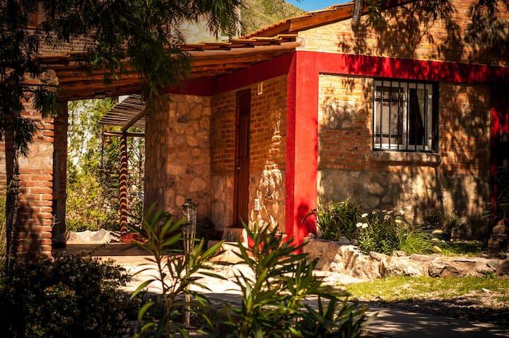 Cabañas Buena Vista (cabaña para 2 a 3 personas)