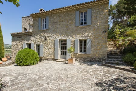 Charming french house in Provence - Saint-Romain-en-Viennois