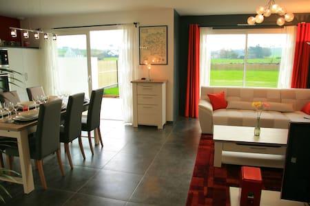 maison  en bord de mer, 85 m2 - Goulven - Casa
