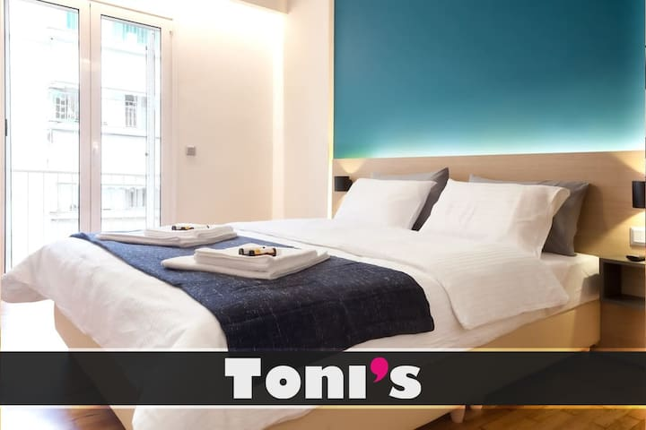 Toni's - Cozy apartment in City Center