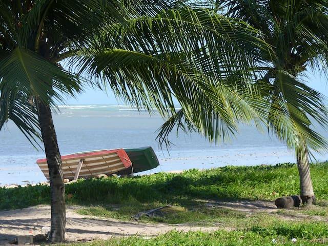 Spacieuse maison de plage tropicale - Japaratinga - Casa