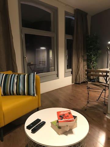 Cozy rooms Amsterdam center