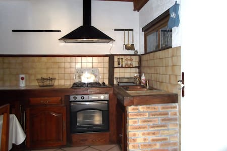 Maisonnette de charme - Fontenay-sur-Loing - Huis