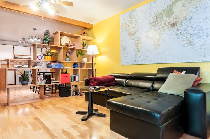 Awesome 2 br + Garage on Plateau - Apartments for Rent in ...