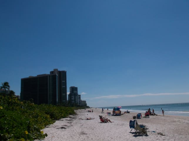 Naples Condo Near Beach & Shopping