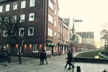 Im Herzen der Düsseldorfer Altstadt - Düsseldorf - Apartment