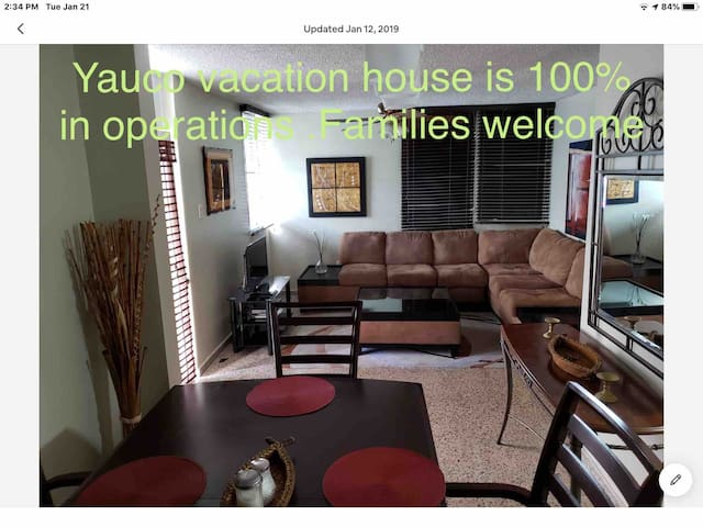 Yauco Vacation House