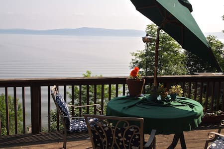 Hudson River House - Ferry to NYC - Haverstraw - Huis