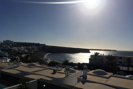 Beautiful villa with oceanviews  - Playa Blanca - Hus