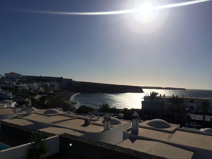 Beautiful villa with oceanviews