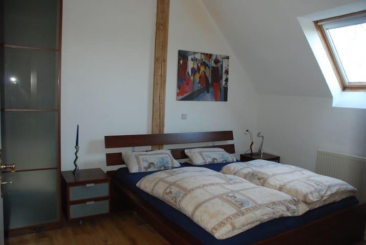 Idyllische 3 Zi Wohnung 75qm - Bensheim - Leilighet