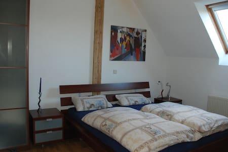 Idyllische 3 Zi Wohnung 75qm - Bensheim - Huoneisto