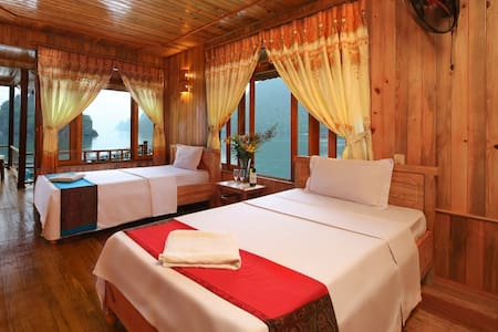 Family Vacation with Sea View Room - hai phong - Bed & Breakfast