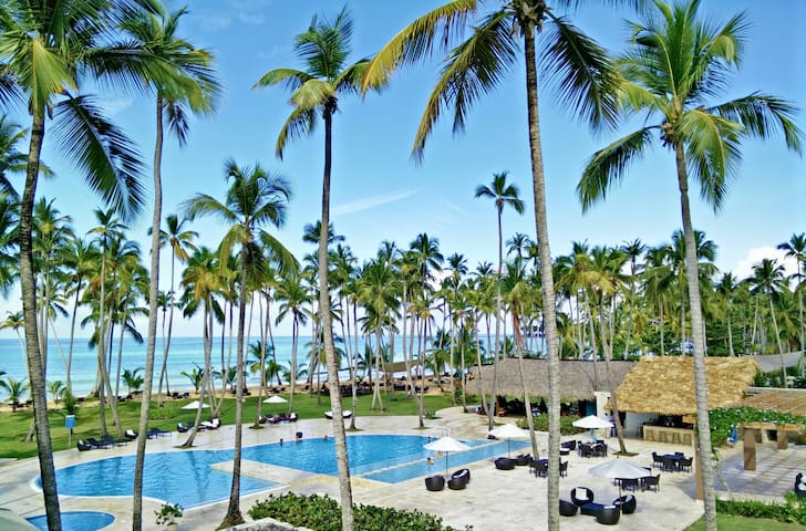 Beachfront Luxury Apartment - Las Terrenas - Apartemen
