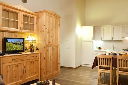 Apartment II - 4 people 50m² - San Vigilio - Huoneisto
