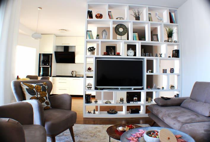 ED Apartment - Prishtinë - Apartamento