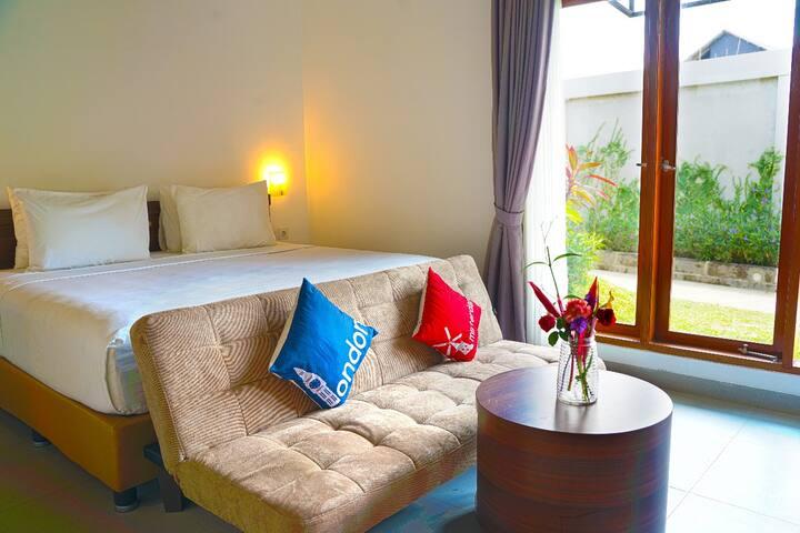 5 # DELUXE ROOM Tanjung Seminyak Suites