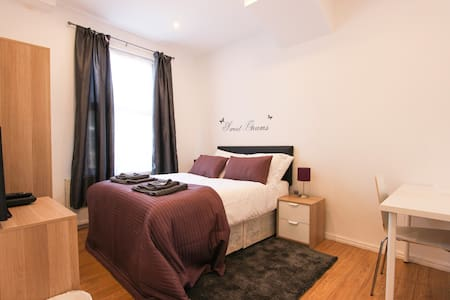 Lovely Double Room In Dollis Hill SR4 - London - Hus