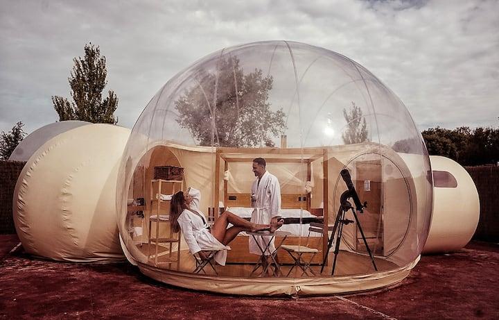 Habitación Burbuja B