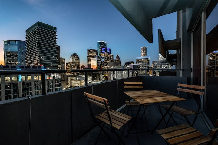 Luxury 4 bed Texas penthouse in heart of Downtown