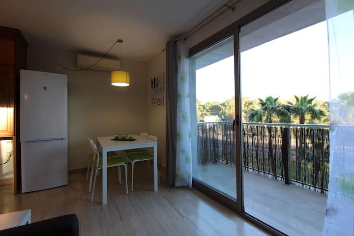 Confortable apartamento con todo - Arenal de Llucmajor - Condomínio