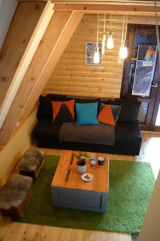 Apartments at mountain Kopaonik