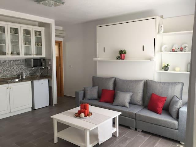 Modern Apartment in Spain