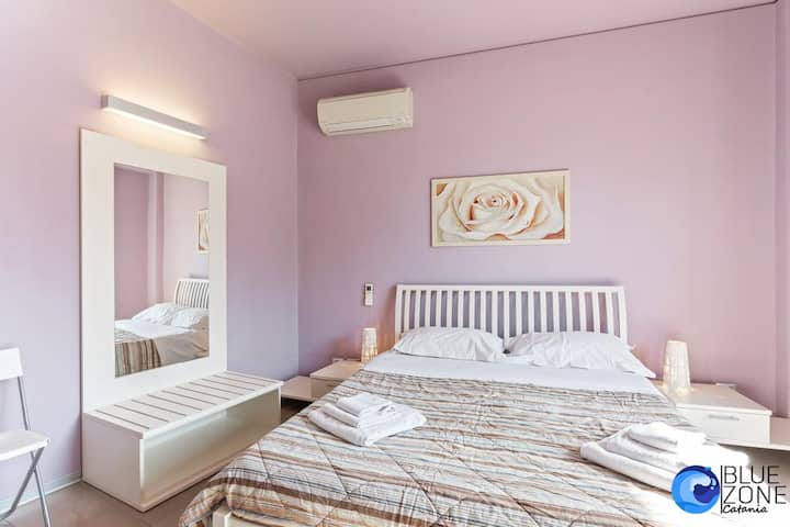 "Apartment near the sea ""Blue Zone"" in Catania"