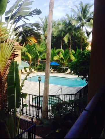 3/2 Condo 15 Min from  Fort Lauderdale Beach - Plantation - Apartamento