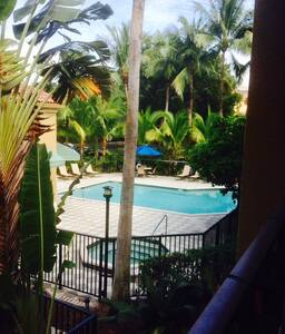 3/2 Condo 15 Min from  Fort Lauderdale Beach - 种植园(Plantation) - 公寓