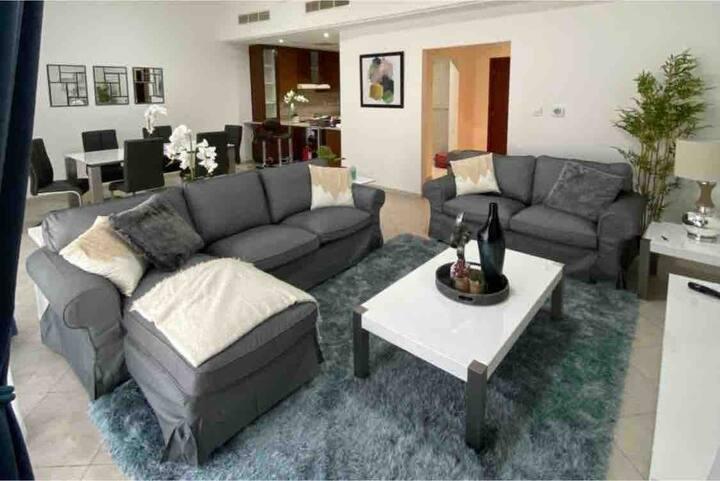 Amazing 2 bedrooms apartment in Uptown Mirdif