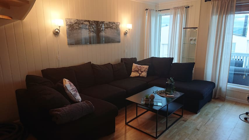 Charming family/student apartment in quiet area