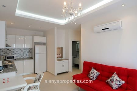 Mountain View 2-room luxury apartment - Avsallar Belediyesi - Apartamento